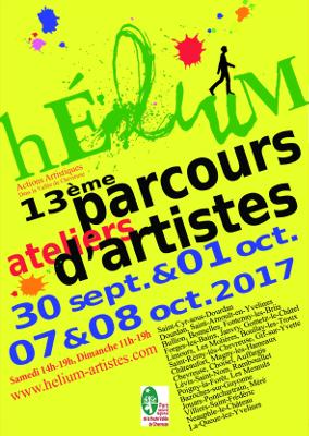 Affiche du parcours Helium 2017