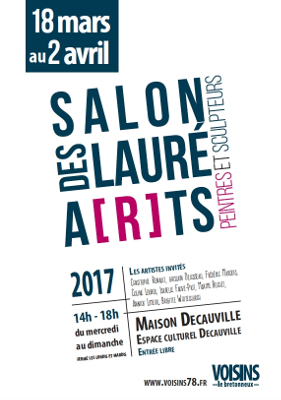 Salon des Lauréats de la Biennale de Sculpture de Voisins-le-Bretonneux