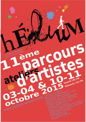 Affiche du parcours Hélium 2015