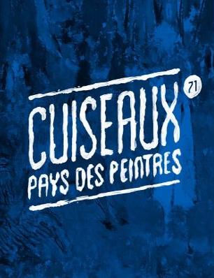 Logo de l'association Cuiseaux Amis des peintres qui organise la biennale des arts de Cuiseaux