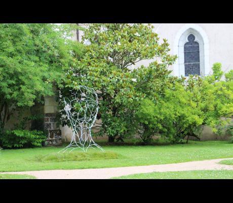CONSCIENCE à Pierrefitte sur Sauldre - Sculpt'en Sologne.