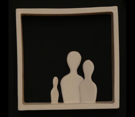 Sculpture Habiter - Faïence