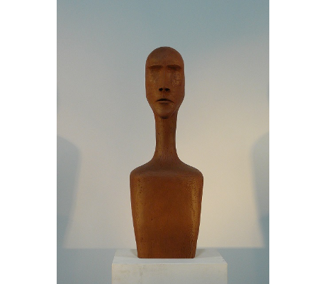 Sculpture Introspection 4 - Solo R4015 - 28x78.5x23