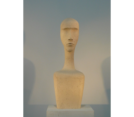 Sculpture Introspection 5 - Solo Homme Baillet- 29.5x82x26